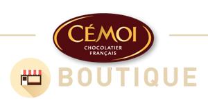 Logo boutique Cémoi