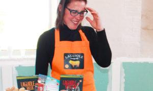 Emilie guide gourmand en Occitanie