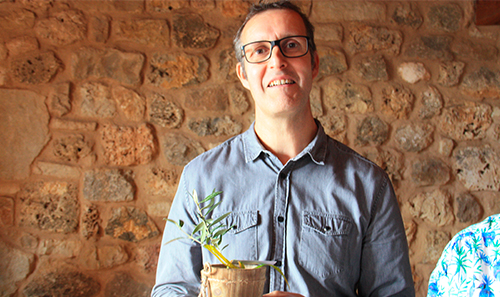 Olivier guide gourmand en Occitanie