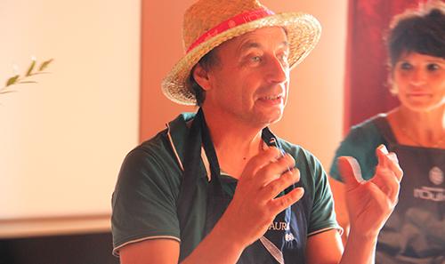 Pierre guide gourmand en Occitanie